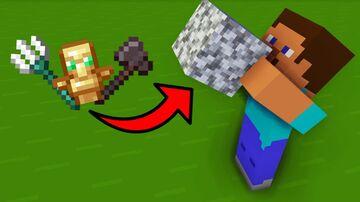 Minecraft but Diorite is op Minecraft Data Pack