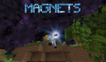 Magnets Minecraft Data Pack
