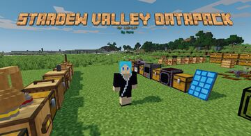 Stardew Valley Datapack For 1.16-1.17 By Manakun Minecraft Data Pack