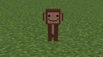 MONKE! Minecraft Data Pack