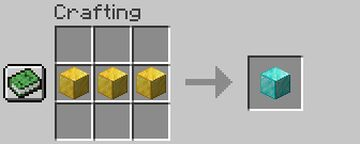 Tiered Resource Block to Resource Block (Coal, Iron, Gold, Diamond) Minecraft Data Pack