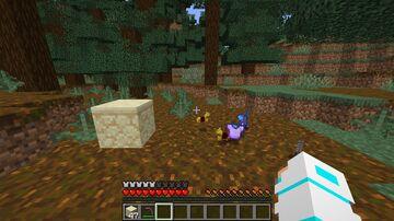 Minecraft but Sandstone drops op loot! Minecraft Data Pack
