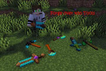 ForgeCraft v.1.2 Minecraft Data Pack