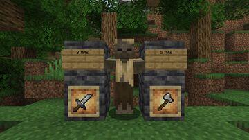 Oglo's Combat Edit 1.17 Minecraft Data Pack