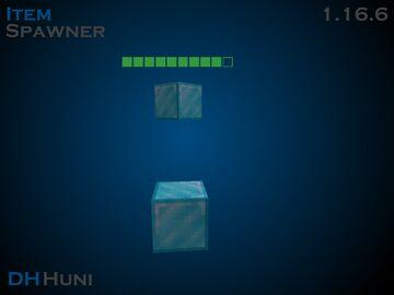 Item Spawner [BedWars] Minecraft Data Pack