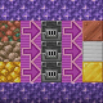 Blast Cooking Blocks Minecraft Data Pack