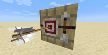 Minecraft But... Everything can be a Target! Minecraft Data Pack