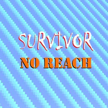 Survivor: NO REACH! Minecraft Data Pack