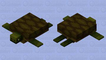 Emmanuel the Tortoise | 🐢 Minecraft Mob Skin