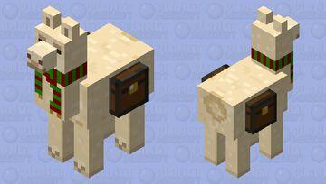 Scarf Llama Minecraft Mob Skin