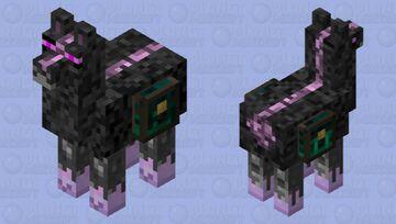 My Ender Llama Minecraft Mob Skin