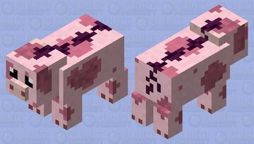 Fat Nuggets but More Accurate Minecraft Mob Skin