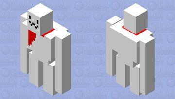 R.J. iron golem Minecraft Mob Skin