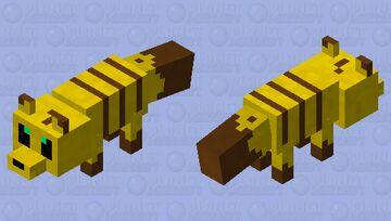 FoxyBee Minecraft Mob Skin