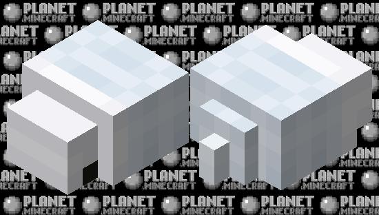 Snom (Endermite) - Merry Christmas! Minecraft Skin