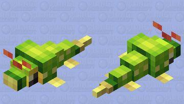 Caterpie Minecraft Mob Skin