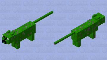 creeper-ocelot Minecraft Mob Skin