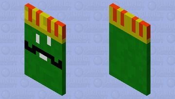 My cape Minecraft Mob Skin