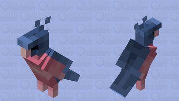 a birb. Minecraft Mob Skin