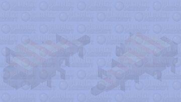 Leggy Silverfish Minecraft Mob Skin