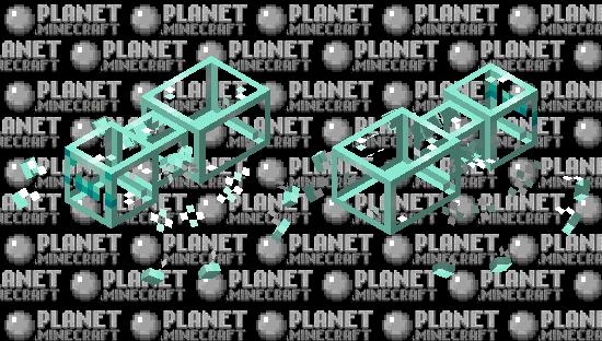 Glass spider Minecraft Skin