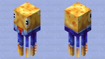 Octodad Minecraft Mob Skin