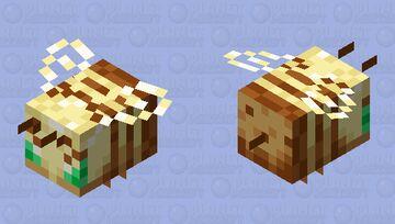 Totem of Sweetness (Totem Bee) Minecraft Mob Skin