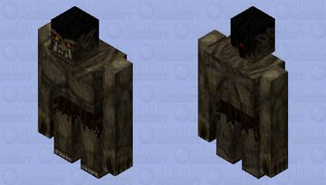 Cave Troll Minecraft Mob Skin