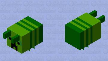 Beeper (Bee) Minecraft Mob Skin