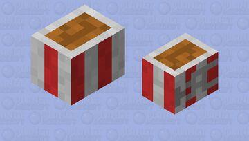 KFC (chicken skin) Minecraft Mob Skin