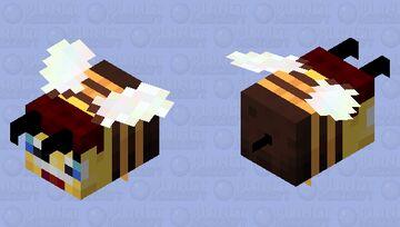 Barry B Benson! Minecraft Mob Skin