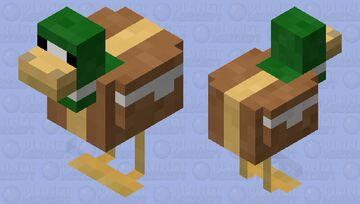 Duck: Chicken retexture Minecraft Mob Skin