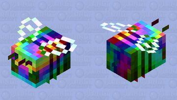 Bee.exe is not responding Minecraft Mob Skin