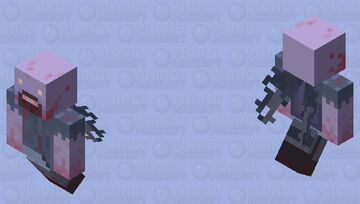The Ghost of Notch (Charging Vex) Minecraft Mob Skin