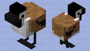 fixedcanadiangoose Minecraft Mob Skin