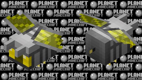 The Future's Bee Minecraft Skin