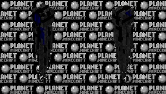Corroded Enderman Minecraft Skin