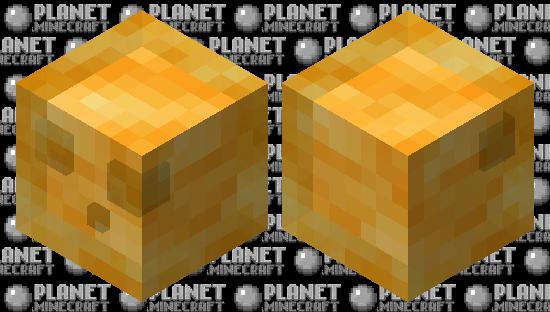 Honey Cube Minecraft Skin