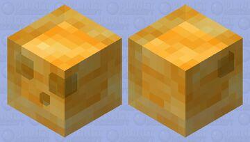 Honey Cube Minecraft Mob Skin