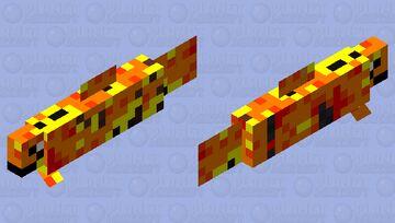 Nether Slamon Minecraft Mob Skin