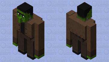 Franken-golem Minecraft Mob Skin