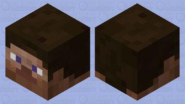 Stulker (steve shulker) Minecraft Mob Skin