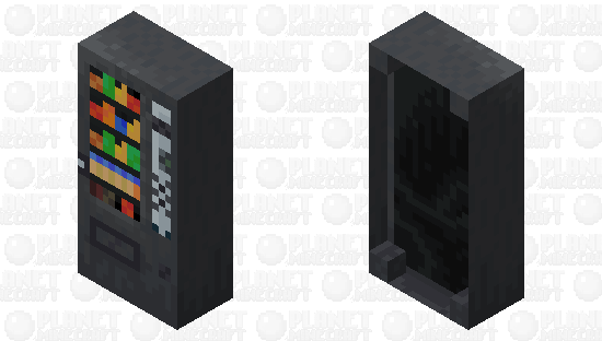 Vending Machine Minecraft Skin
