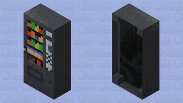 Vending Machine Minecraft Mob Skin