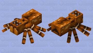 Bird Spider Minecraft Mob Skin