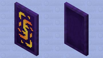 King's cape    Now in [HD] !! Minecraft Mob Skin