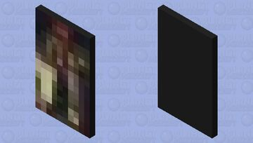 Highway To Hell Cape Minecraft Mob Skin