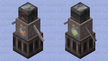 Star Wars Medical Assistant Droid Minecraft Mob Skin