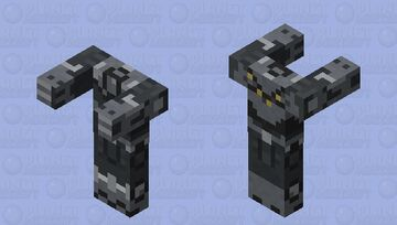 Star Wars: Rocket Droid Minecraft Mob Skin