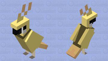 ~bright stripes~   LilyBlossom6 Minecraft Mob Skin